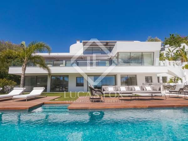 Huis / Villa van 867m² te koop met 299m² terras in Benahavís