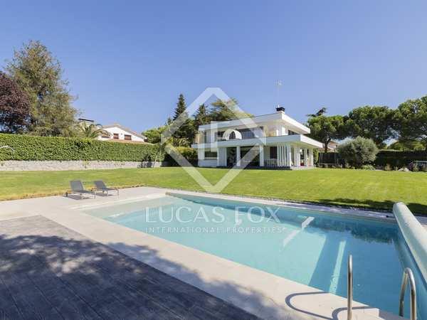 Huis / Villa van 413m² te koop in Pozuelo, Madrid