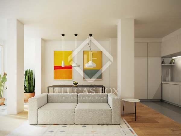 Piso de 88m² con 9m² terraza en venta en Eixample Derecho
