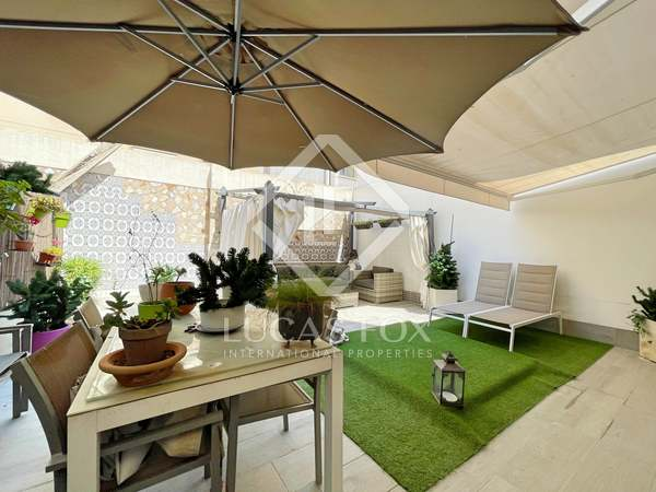 130m² Apartment with 55m² terrace for sale in Alicante ciudad