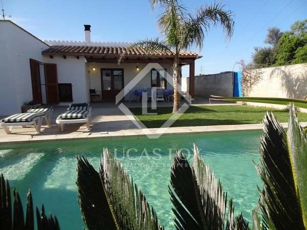 Casa / Vil·la de 220m² en venda a Ciudadela, Menorca