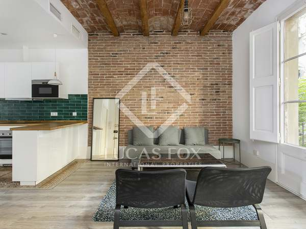 80m² apartment to rent in Eixample, Barcelona