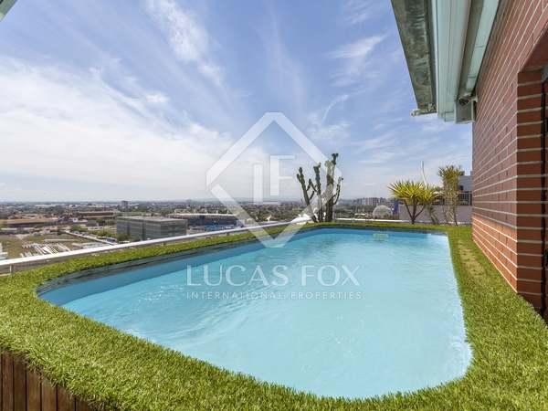 Penthouse van 345m² te koop met 110m² terras in Ciudad de las Ciencias