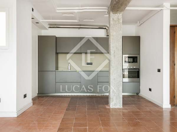 125 m² penthouse for rent in Sant Gervasi - Galvany
