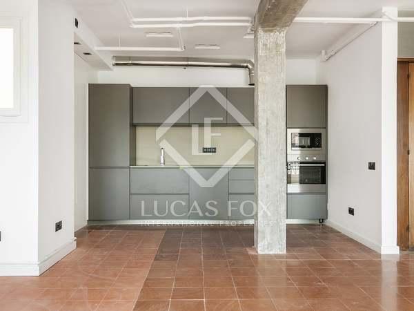 Пентхаус 125m², 28m² террасa аренда в Сан Жерваси