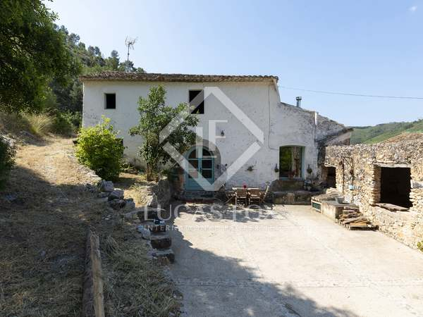 Country house with garden for sale in Sant Pere Ribes