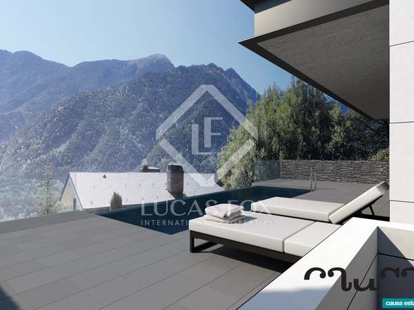 493 m² plot for sale in Andorra la Vella