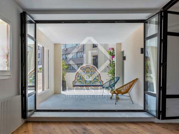 Квартира 250m², 25m² террасa на продажу в Сан Франсеск