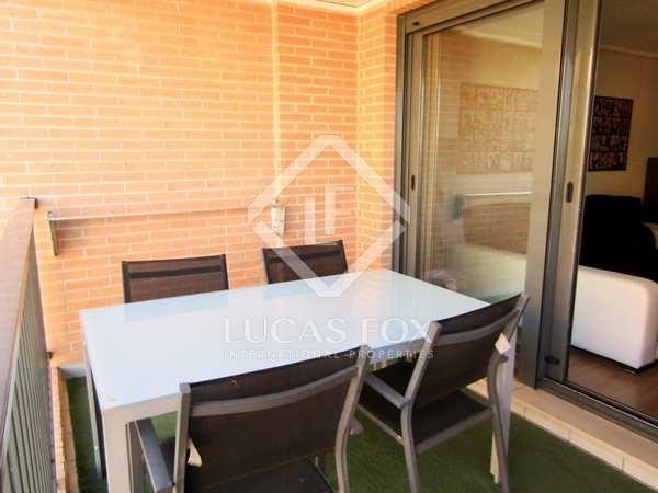 103m² Apartment with 7m² terrace for sale in Patacona / Alboraya