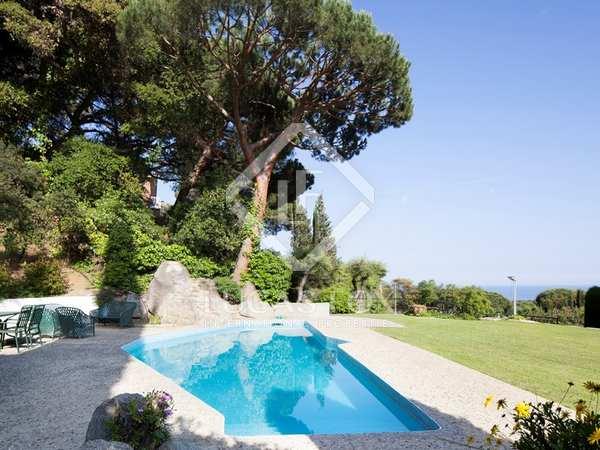 Eco house for sale on Maresme Coast, near Barcelona city