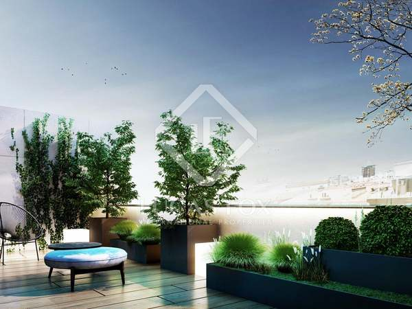 235m² Apartment with 22m² terrace for sale in Recoletos