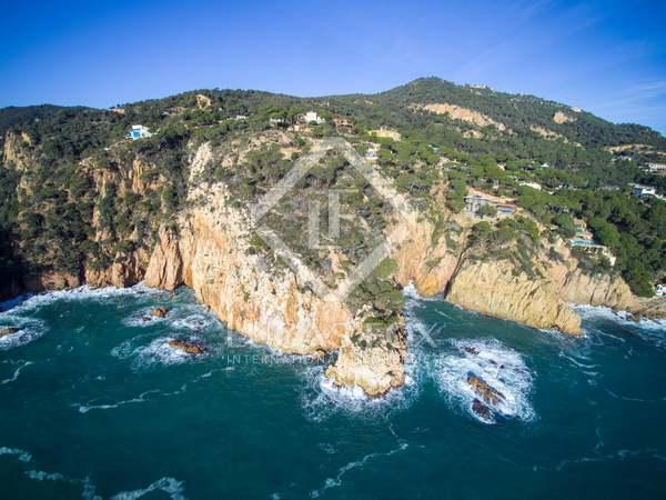 Terrain à bâtir de 3,335m² a vendre à Sant Feliu de Guíxols - Punta Brava