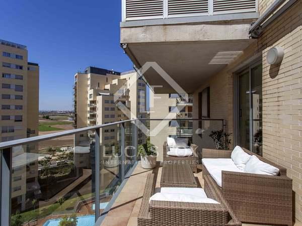 Apartamento de 85m² con 15m² de terraza en venta en Valencia