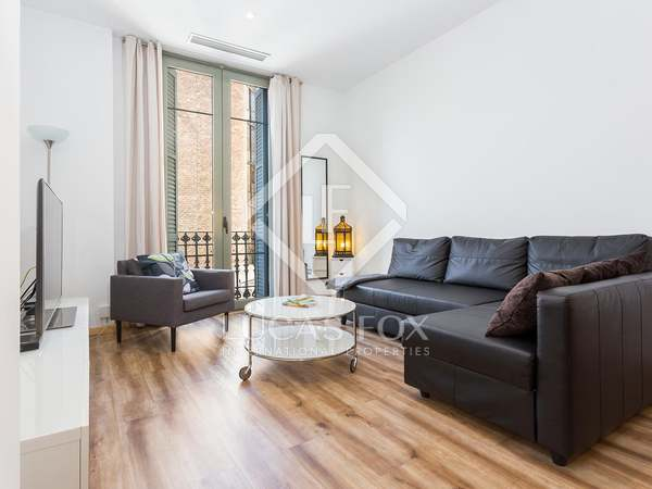 2-bedroom apartment for sale next to Arc de Triomf