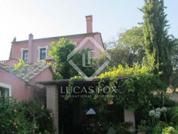 450m² Hästgård till salu i Cadiz / Jerez, Andalusien