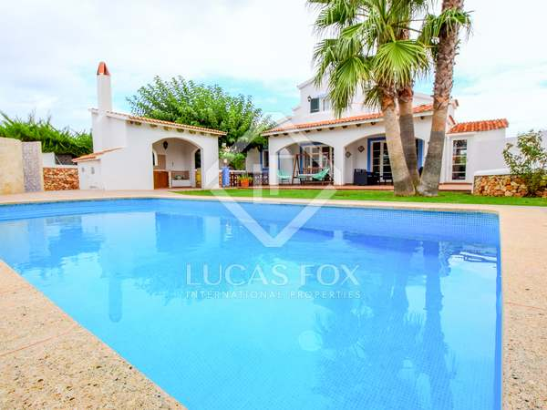 Huis / Villa van 270m² te koop in Ciudadela, Menorca