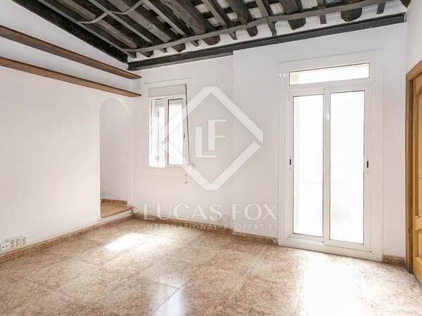 在 Barceloneta, 巴塞罗那 80m² 整租 豪宅/别墅 包括 30m² 露台