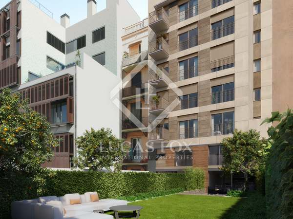 114m² Apartment with 100m² terrace for sale in Eixample Right