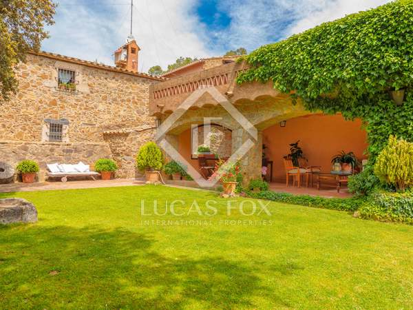 Beautiful property to buy in the Baix Emporda countryside