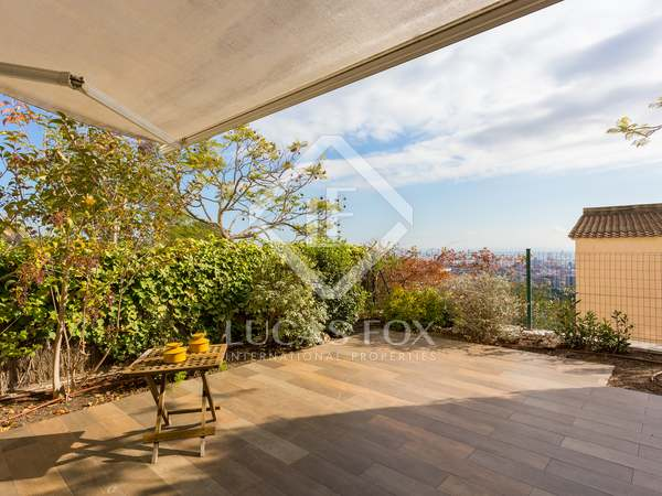 286 m² villa with 34 m² terrace for sale in Sarrià