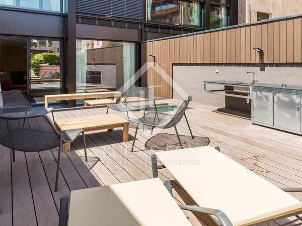 160m² Lägenhet med 25m² terrass till uthyrning i Sant Gervasi - Galvany