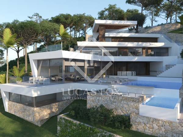 702m² House / Villa for sale in Jávea, Costa Blanca
