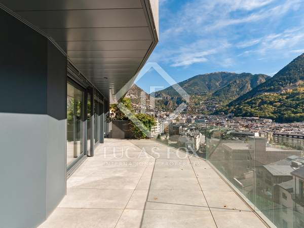 150m² Apartment with 36m² terrace for rent in Andorra la Vella