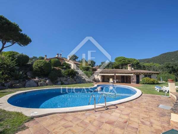 Huis / Villa van 284m² te koop in Platja d'Aro, Costa Brava