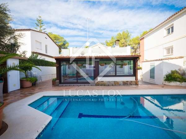 Casa / Villa de 127m² con 212m² de jardín en venta en Montemar