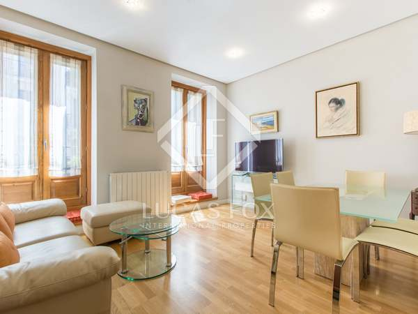 98 m² apartment for sale in Goya, Madrid