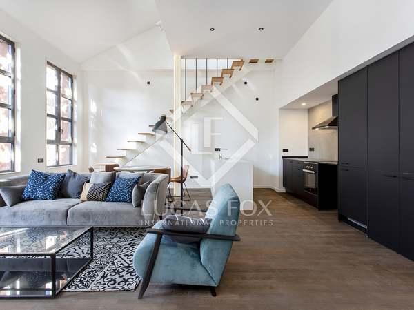 Loft van 100m² te huur in Gracia, Barcelona
