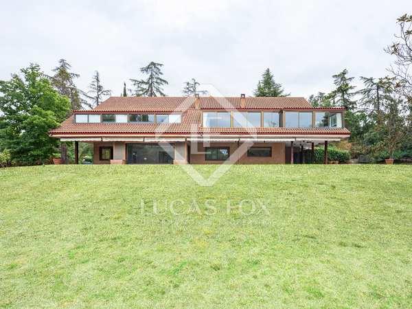 920m² House / Villa for sale in Pozuelo, Madrid