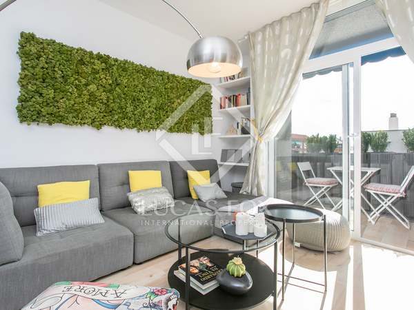 85m² Apartment for sale in Les Corts, Barcelona