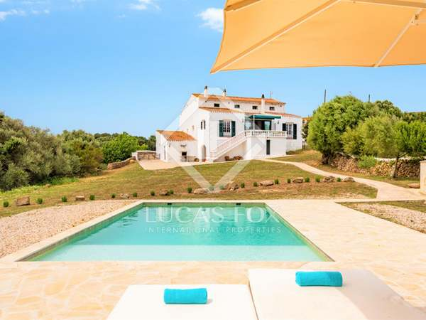 1,500m² Country house for sale in Mercadal, Menorca