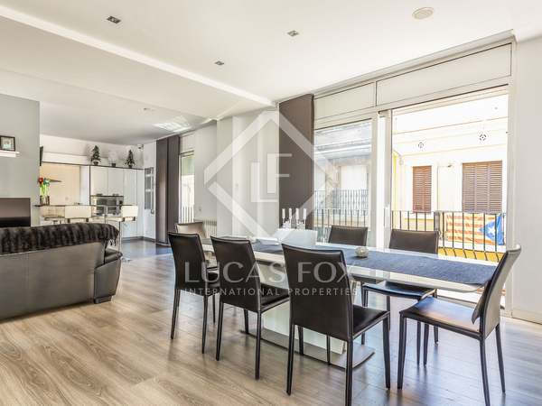 340m² House / Villa with 110m² terrace for sale in Les Corts