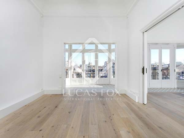 Appartement van 115m² te huur in Eixample Links, Barcelona