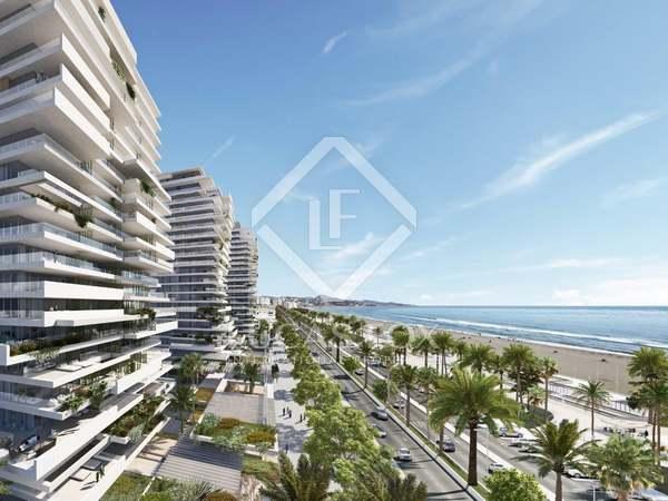 Appartement van 302m² te koop met 108m² terras in Centro / Malagueta