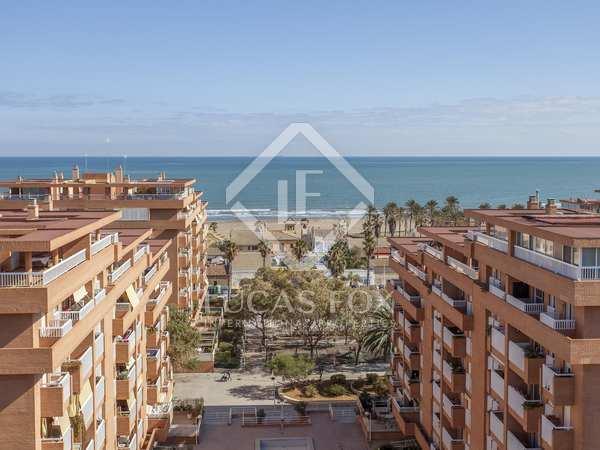 Penthouse van 290m² voor de korte termijn verhuur met 60m² terras in Patacona / Alboraya