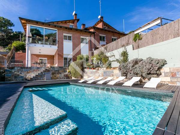 House for sale near St Vicenç de Montalt and Arenys de Munt