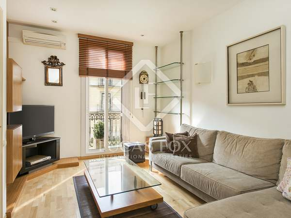 Appartement van 78m² te huur in Eixample Links, Barcelona