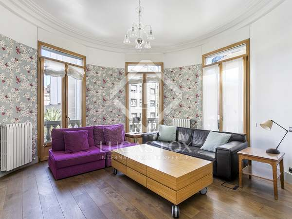 250 m² apartment for rent in Sant Gervasi - Galvany