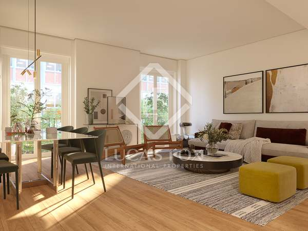 95m² Apartment for sale in Sant Gervasi - Galvany