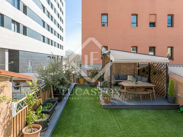 Appartement de 76m² a vendre à Poblenou avec 82m² terrasse