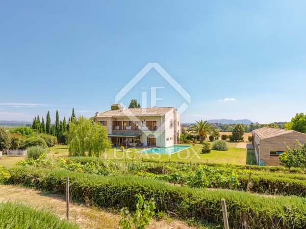 Casa de 641m² en venta en Baix Empordà, Girona