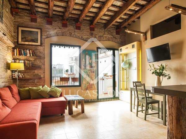 61m² Lägenhet med 20m² terrass till salu i Sitges Town
