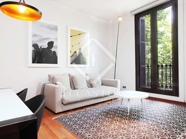 Apartamento de diseño en alquiler en El Born, en el casco antiguo de Barcelona