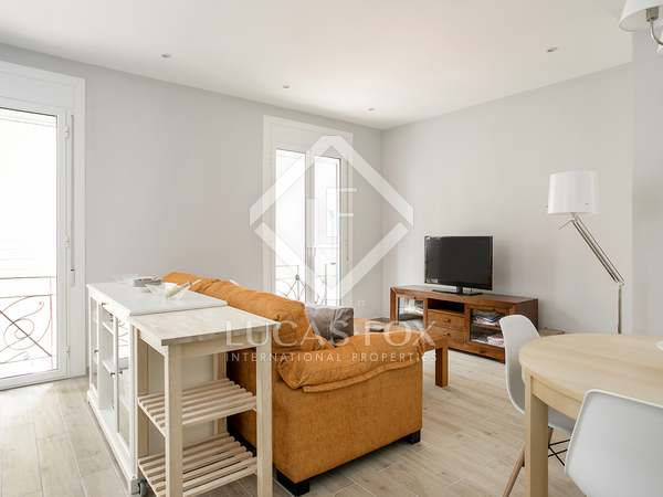80 m² apartment for rent in Gótico, Barcelona