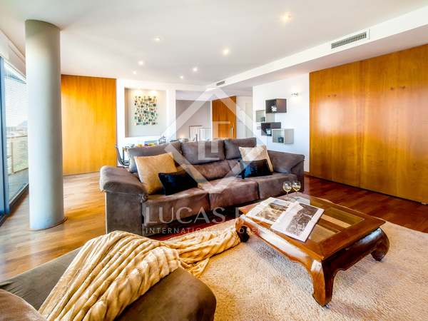 125m² Penthouse for sale in Diagonal Mar, Barcelona