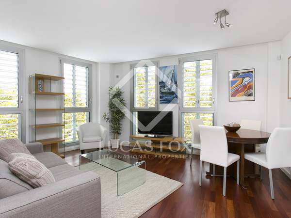 85 m² apartment for rent in El Born, Barcelona