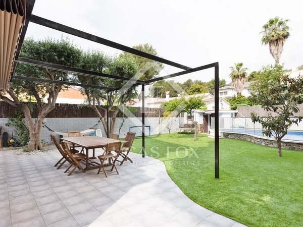 341m² Hus/Villa till uthyrning i Montemar, Barcelona